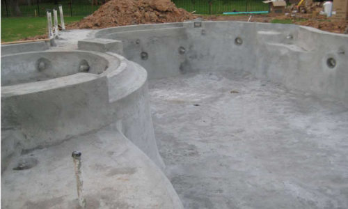 gunite pool - pool companies in san antonio