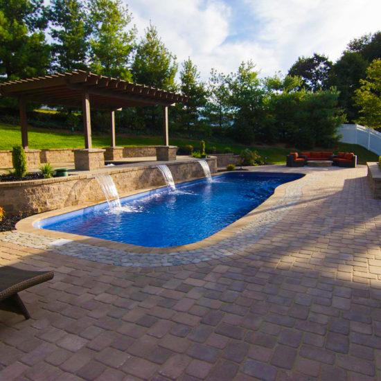 backyard oasis - swimming pool builders in san antonio