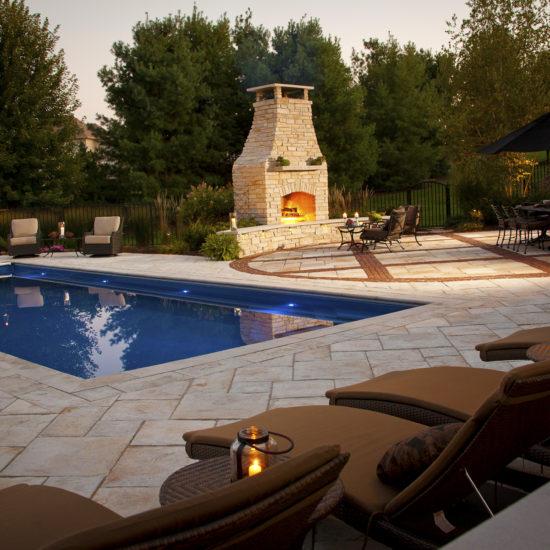 inground pool - new braunfels pool company