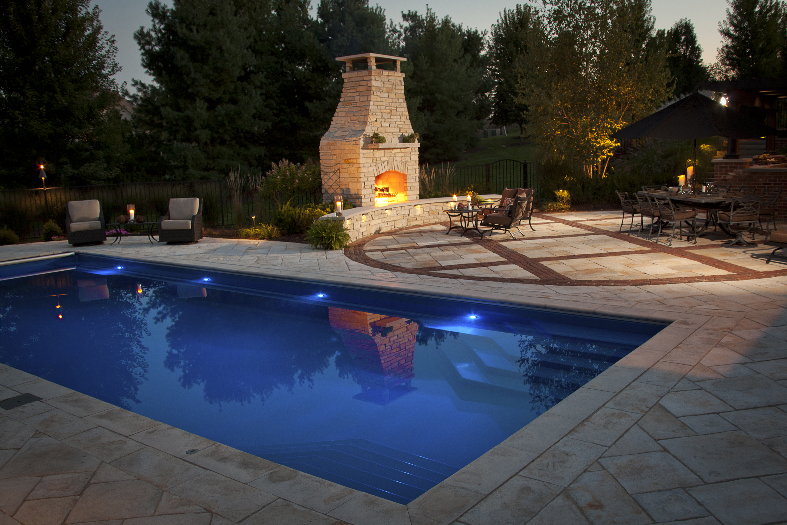 backyard oasis - new braunfels pool company